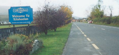 Welcome to Kilsheelan Clonmel County Tipperary Ireland and Nagles Bar and Guest Accommodation